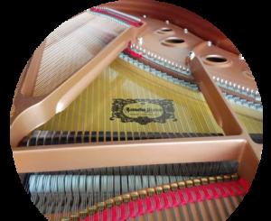 Pianoforte a mezza coda Yamaha C3