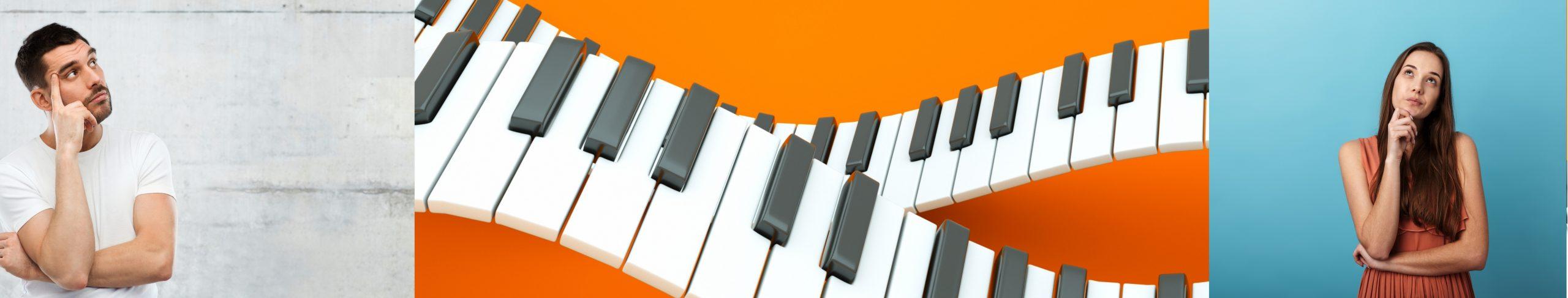 acquisto o noleggio pianoforte